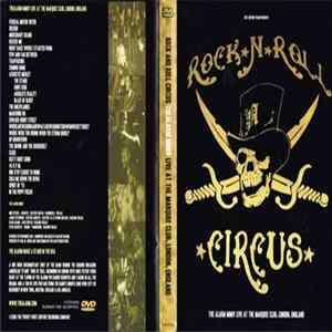 The Alarm - Rock And Roll Circus - Live At The Marquee Club, London, England