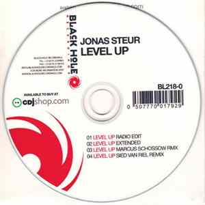 Jonas Steur - Level Up